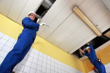 contrôleur réseaux de ventilation