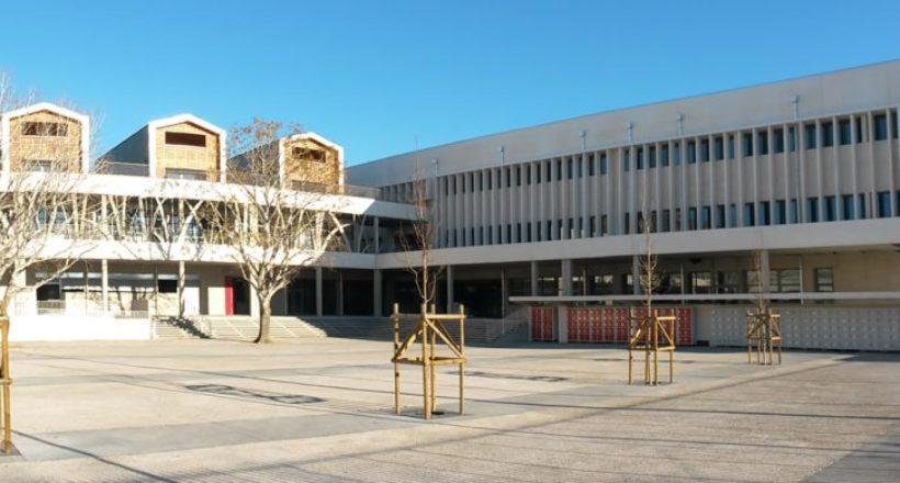 collège port saint louis du rhône