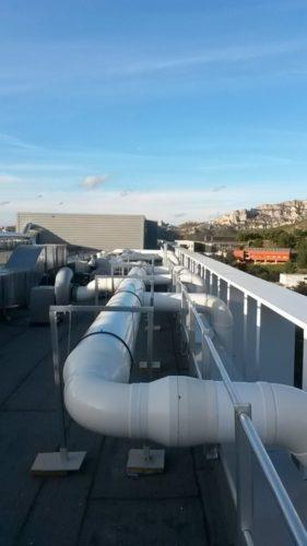réseaux de ventilation ap bat